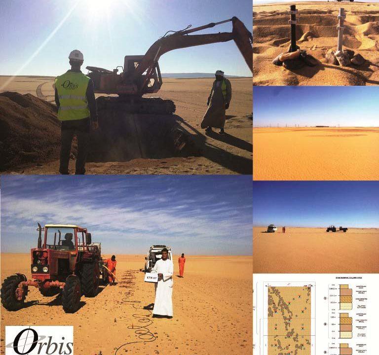Geotecnia fotovoltaicas y Proyectos fotovoltaicos en EGIPTO - Orbis